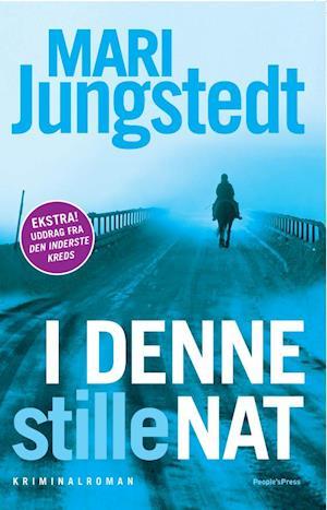 Bog paperback I denne stille nat af Mari Jungstedt