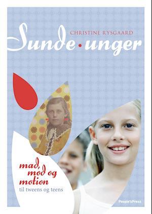 Bog, hæftet Sunde unger af Christine Rysgaard