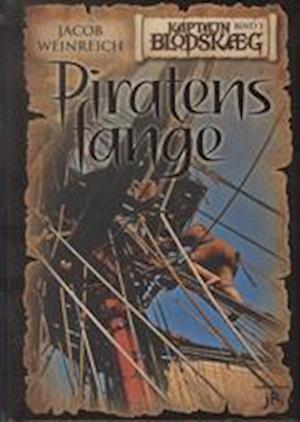 Bog, indbundet Piratens fange af Jacob Weinreich