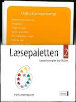 Læsepaletten 2, Værkstedsopgaver (Læsepaletten)