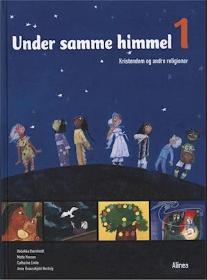 Bog indbundet Under samme himmel 1 af Rebekka Bærnholdt