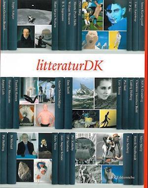 Bog hæftet LitteraturDK af Brian Andreasen Dan Ringgaard Mette Jørgensen