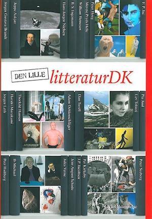 Bog, hæftet Den lille litteraturDK af Brian Andreasen, Dan Ringgaard, Mette Jørgensen