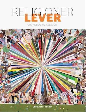 Bog, hæftet Religioner lever af Rebecca Natasha Albinus, Thomas P. Larsen, Stine Ballisager