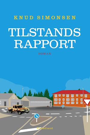 Bog indbundet Tilstandsrapport af Knud Simonsen