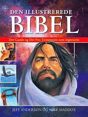 Den illustrerede bibel-maddox anderson-bog fra maddox anderson fra saxo.com