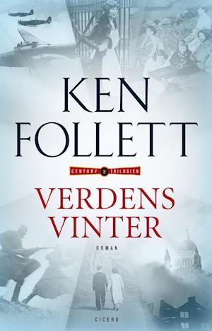 Bog, indbundet Verdens vinter af Ken Follett