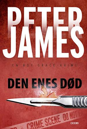 Bog, hæftet Den enes død af Peter James