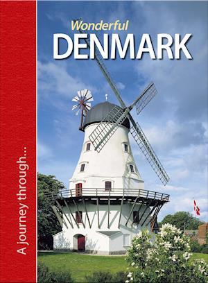 Bog lærredsindbundet Wonderful Denmark Engelsk (udvidet jubilæumsudgave)