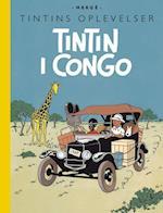 Tintins oplevelser: Tintin i Congo