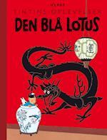 Tintins Oplevelser: Den Blå Lotus (Tintins oplevelser)