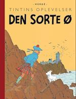 Tintins Oplevelser: Den sorte ø (Tintins oplevelser)