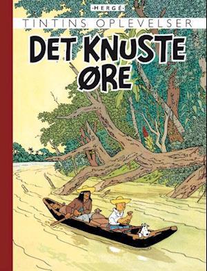 Tintins Oplevelser: Det knuste øre