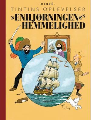 Tintins Oplevelser: Enhjørningen's hemmelighed