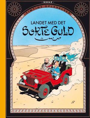 Tintins Oplevelser: Landet med det sorte guld