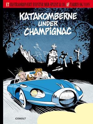 Et ekstraordinært eventyr med Splint & Co.: Katakomberne under Champignac