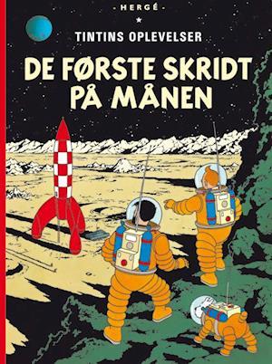 De første skridt på månen
