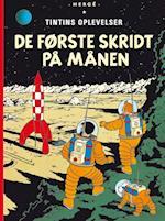 De første skridt på månen (Tintins oplevelser)