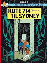 Rute 714 til Sydney (Tintins oplevelser)