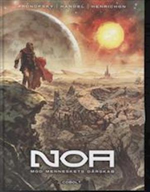 Bog indbundet Noa. Mod menneskets dårskab af HANDEL Aronofsky  Henrichson