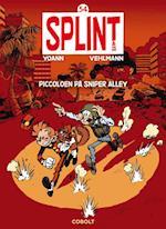 Piccoloen på Sniper Alley (Splint & Co, nr. 54)