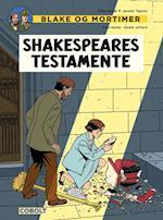 Shakespeares testamente (Blake og Mortimer)