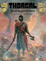 Skarlagenilden (Thorgal, nr. 35)