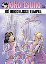 De udødeliges tempel (Yoko Tsuno, nr. 28)