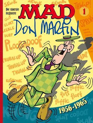 MAD- Don Martin 1956-1965