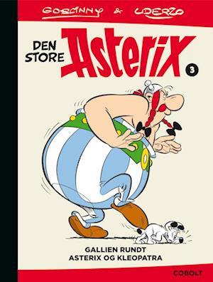 Asterix og Kleopatra- Gallien rundt