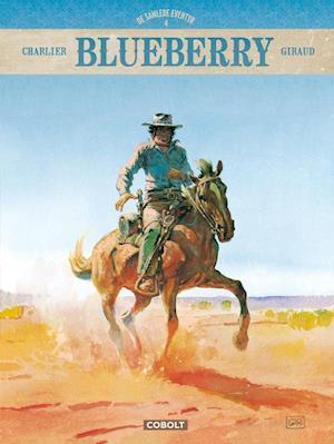jean-michel charlier blueberry  -  de samlede eventyr 4-jean-michel charlier-bog