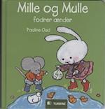 Mille og Mulle fodrer ænder