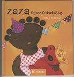 Zaza fejrer fødselsdag af Mylo Freeman