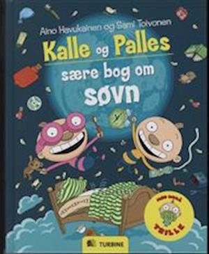 Kalle og Palles sære bog om søvn