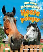 Heste og ponyer (Mine venner på bondegården)