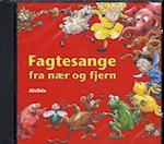 CD - Fagtesange fra nær og fjern (Fagtesange)