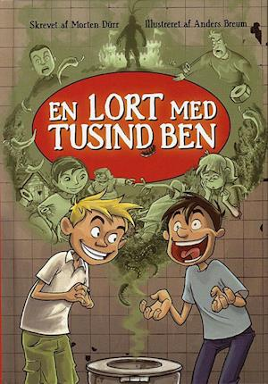 Bog, indbundet En lort med tusind ben af Morten Dürr