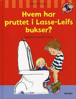 Hvem har pruttet i Lasse-Leifs bukser?