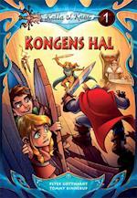 Katla og Knøs 1: Kongens hal (Katla og Knøs, nr. 1)