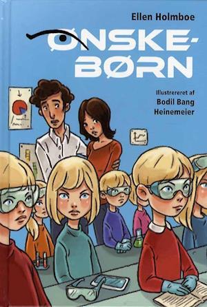 Bog, indbundet Ønskebørn af Ellen Holmboe