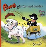 Ping går tur med hunden af Rasmus Bregenhøi, Storm P.