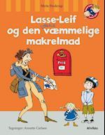 Lasse-Leif og den virkelig væmmelige makrelmad af Mette Finderup