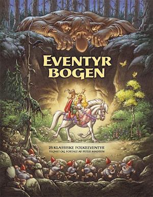 Bog, indbundet Eventyrbogen af Peter Madsen