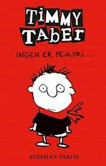 Timmy Taber - ingen er fejlfri (Timmy Taber, nr. 1)