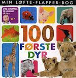 100 første dyr (Min løfte flapper bog)