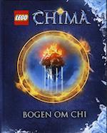 LEGO legends of Chima - bogen om CHI (LEGO)