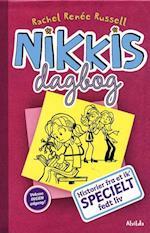 Nikkis dagbog - historier fra et ik' specielt fedt liv (Nikkis dagbog, nr. 1)