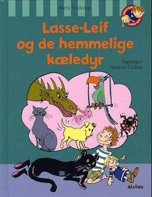 Lasse-Leif og de hemmelige kæledyr