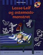 Lasse-Leif og ostemadsmonstret (Lasse-Leif & Luske-Lise)