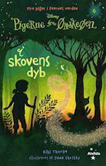 I skovens dyb (Fire piger i feernes verden Pigerne fra Ønskeøen, nr. 6)